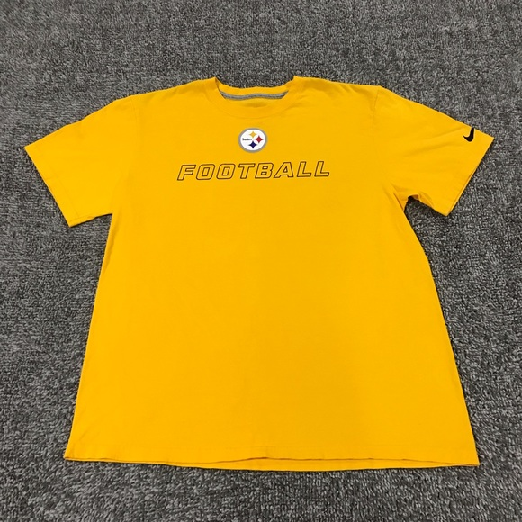 online store b86df 6f6ad Nike Pittsburgh Steelers Shirt. Size XL.